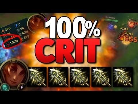【動画】TALIYAH 100% CRIT , ADC Gameplay LOLまとめ@Shen速報